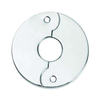 1/2 in. Iron Pipe Size Steel Heavy-Grade Floor and Ceiling Plate