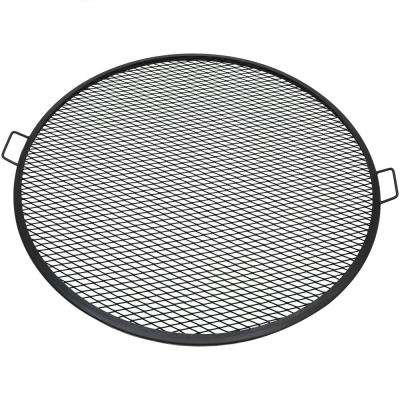 40 in. X-Marks Fire Pit Cooking Grill Grate