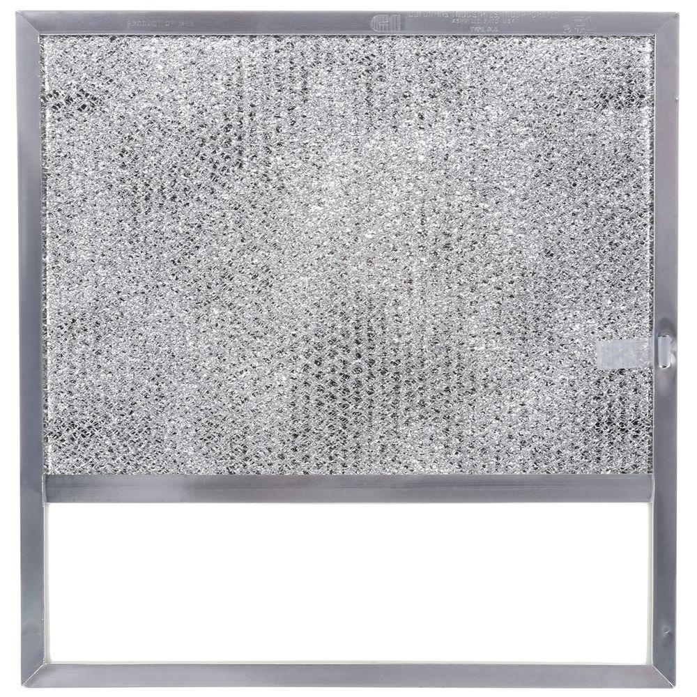 Broan 43000 Series Range Hood Non Ducted Replacement Filter With Light Lens  (1 Each