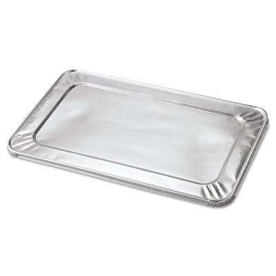 Steam Table Pan Foil Lid, Fits Full Size Pan (50 Per Case)