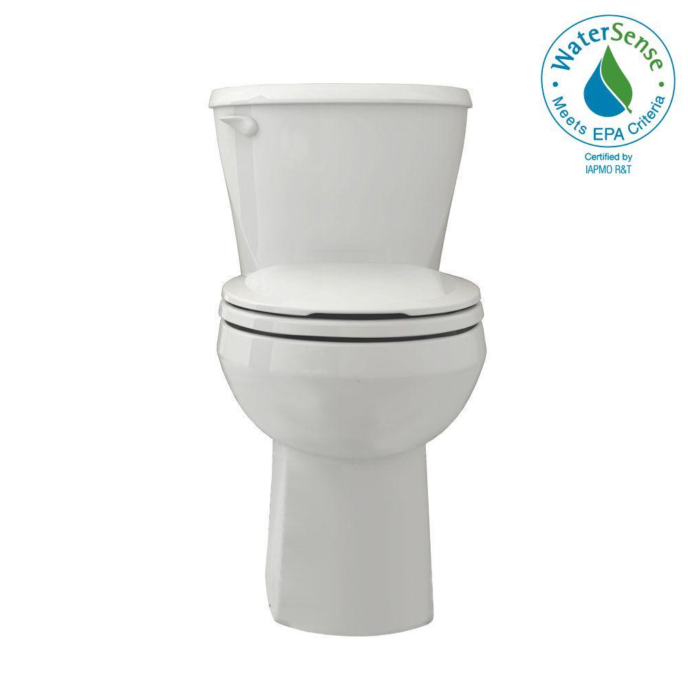 American Standard Reliant Complete 2 Piece 128 Gpf Single Flush