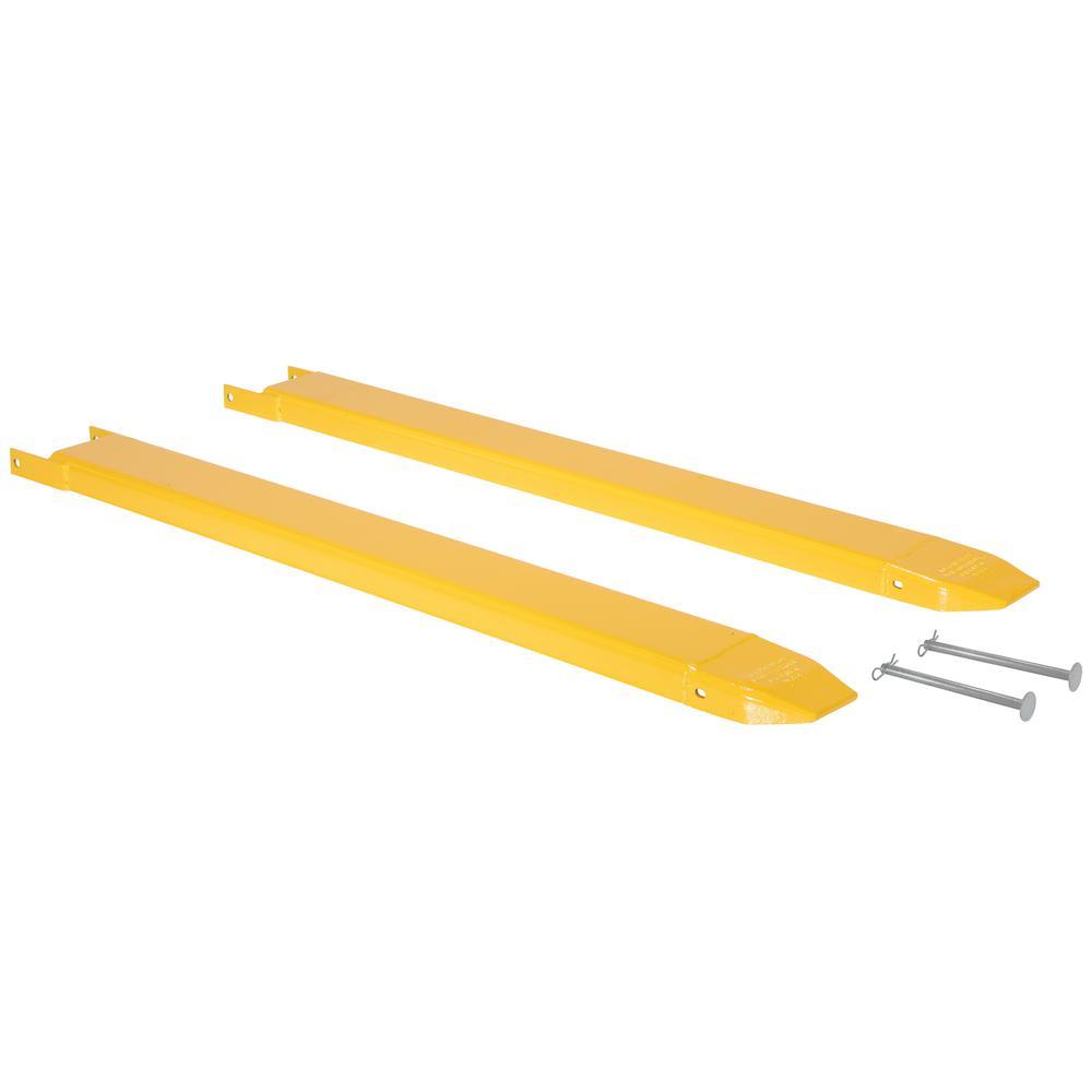 Vestil Fork Lift Hitch Attachment-FTTM-2 - The Home Depot