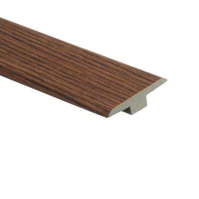 Country Oak Dusk 7/16 in. Thick x 1-3/4 in. Wide x 72 in. Length Laminate T-Molding