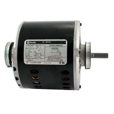 115 Volt 1/3 HP Evaporative Cooler Motor - 2-speed