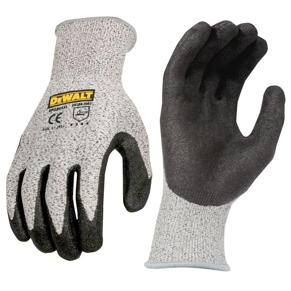Cut Protection Size Extra Large Glove