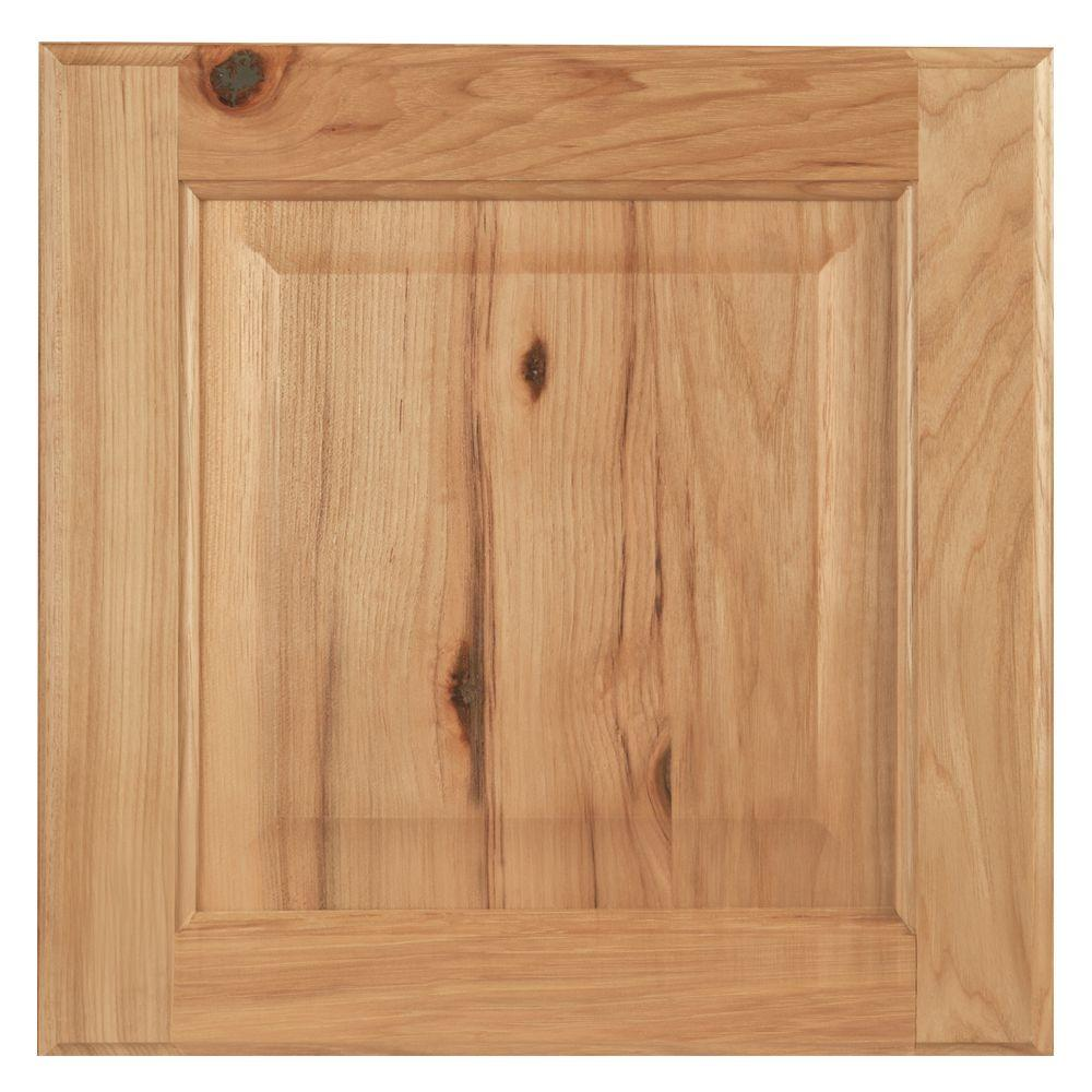 Hampton Bay 1275x1275 In Cabinet Door Sample In Hampton Natural