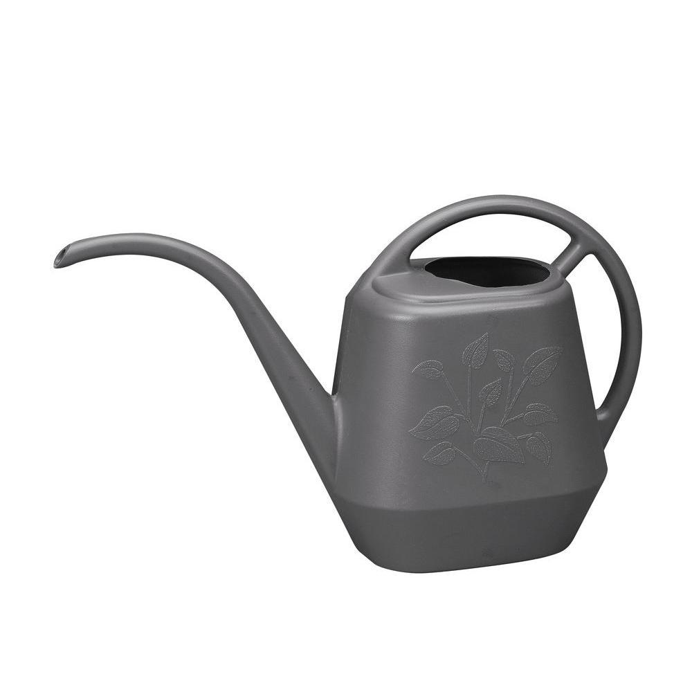 0.28 Gal. Peppercorn Aqua-Rite Watering Can (12-Pack)