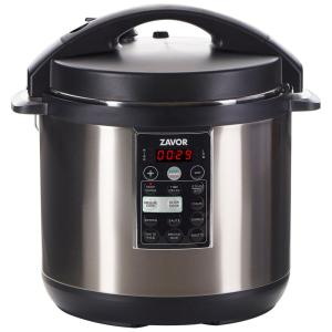 LUX 8 Qt. Stainless Steel Stovetop Pressure Cooker