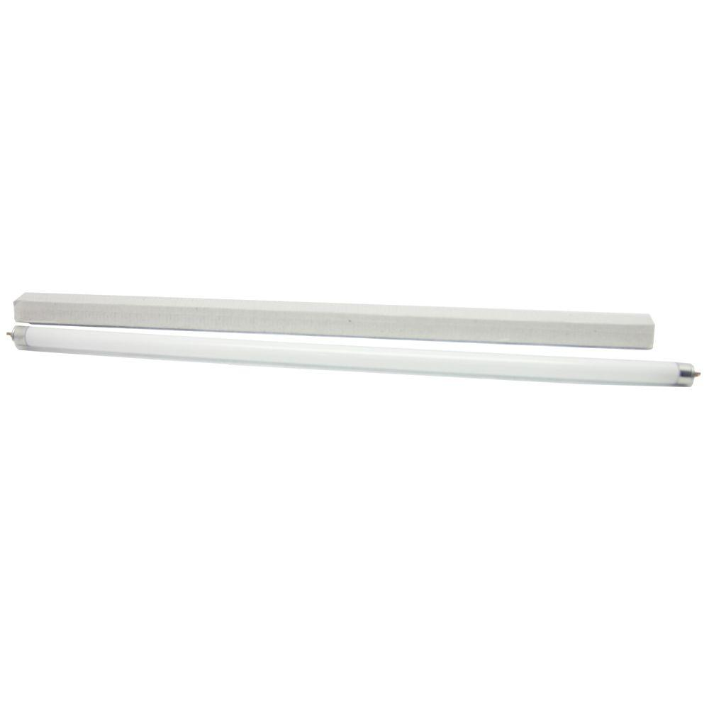 Red Linear Fluorescent Light Bulb