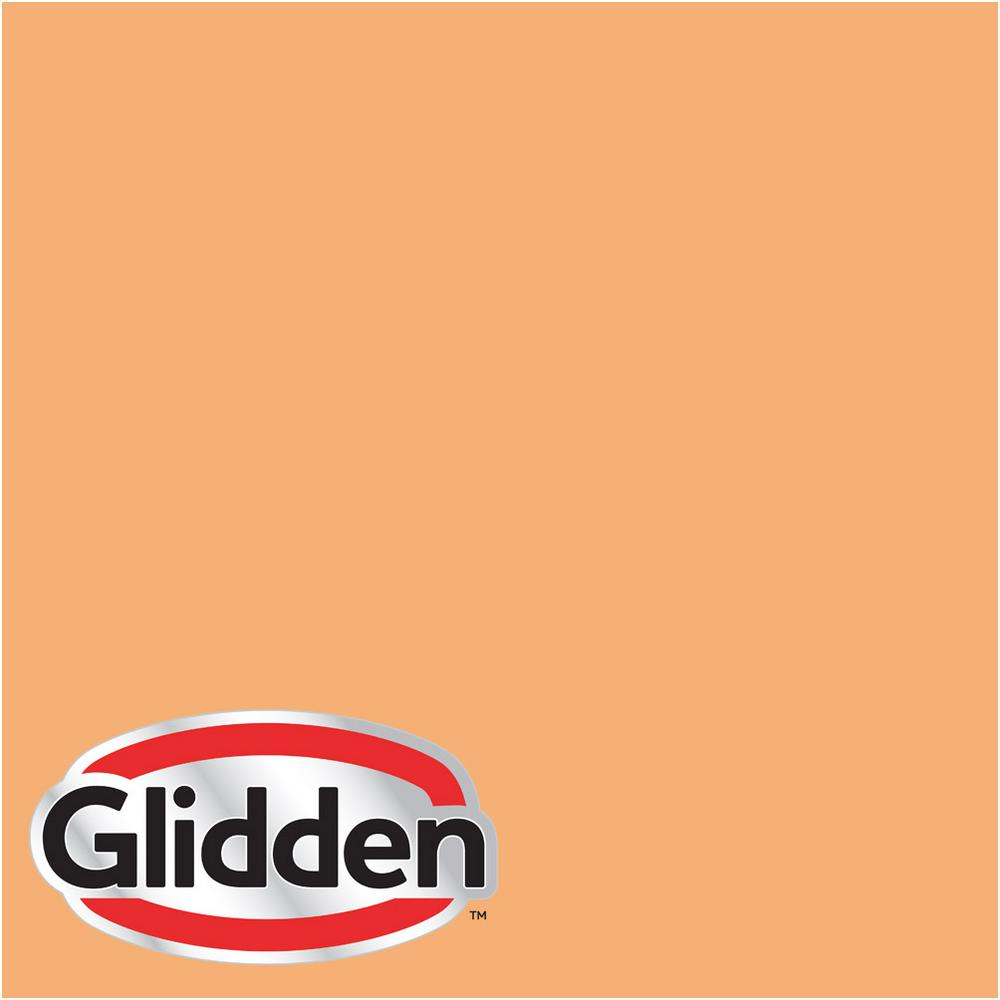 Glidden Premium 1 Gal Hdgo28u Orange Cantaloupe Eggshell Interior Paint With Primer Hdgo28up 01en The Home Depot Entertain in style with copper orange. glidden premium 1 gal hdgo28u orange cantaloupe eggshell interior paint with primer