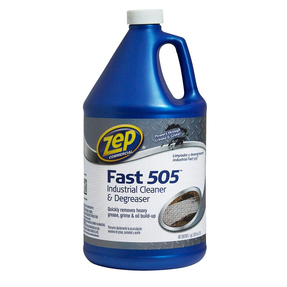 ZEP 128 oz. Fast 505 Degreaser-ZU505128 - The Home Depot