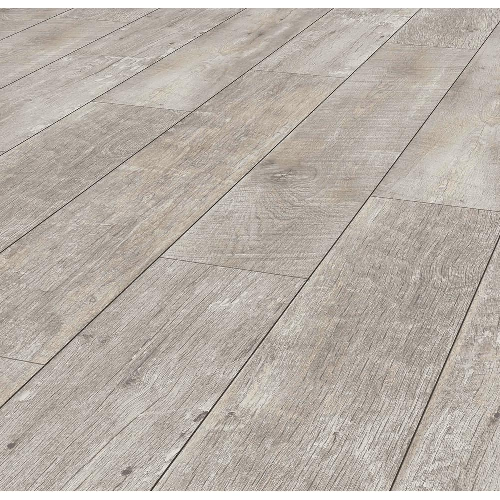 Folkstone Oak 12 mm Thick x 8.03 in. Wide x 47.64