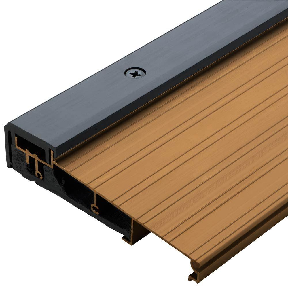 exterior door jamb installing exterior door threshold weatherstrip jamb kit for satin masonite 36 in 80