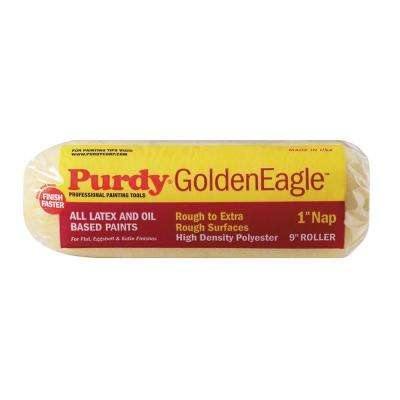 GoldenEagle 9 in. x 1 in. Paint Roller Cover