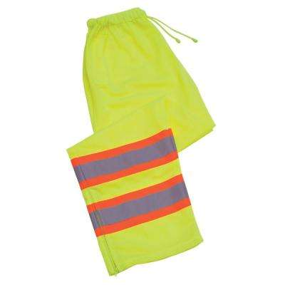 S210 3XL HVL Polyester Mesh Work Pant