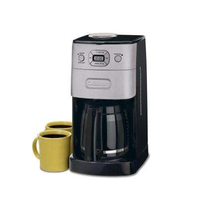 Grind and Brew 12-Cup Coffee Maker
