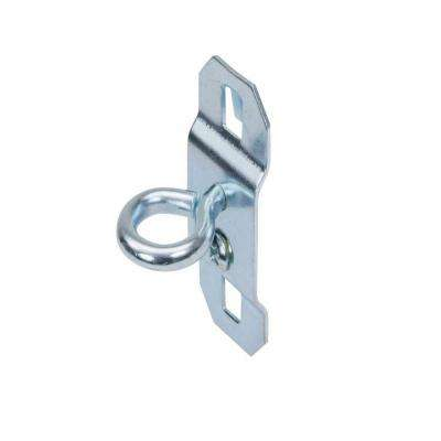 1-1/8 in. Single Ring 1/2 in. I.D. Zinc Plated Steel Tool Holder for LocBoard (5-Pack)