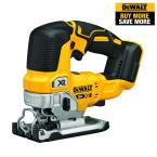 20-Volt MAX XR Lithium-Ion Cordless Brushless Jigsaw (Tool-Only)