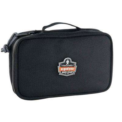 Arsenal 2-Compartment Small Parts Organizer Black