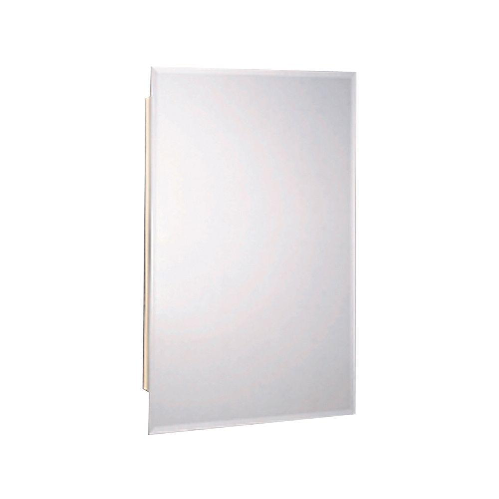Glacier Bay 16 in. W x 25-7/8 in. H x 4-1/2 in. D Recessed or ...