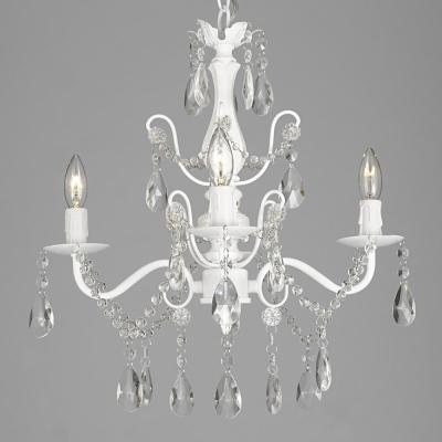 White - Chandeliers - Lighting - The Home Depot