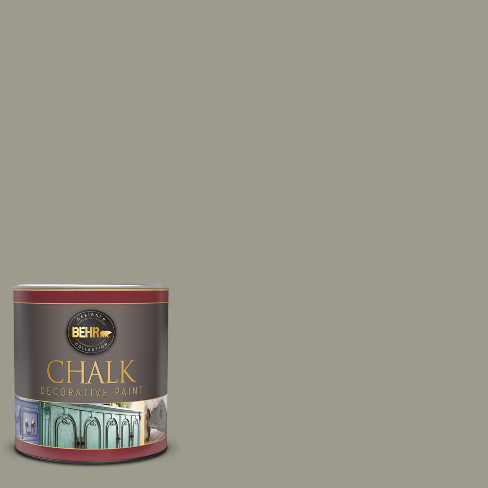 BEHR 1 qt. #BCP24 Dusty Laurel Interior Chalk Decorative Paint