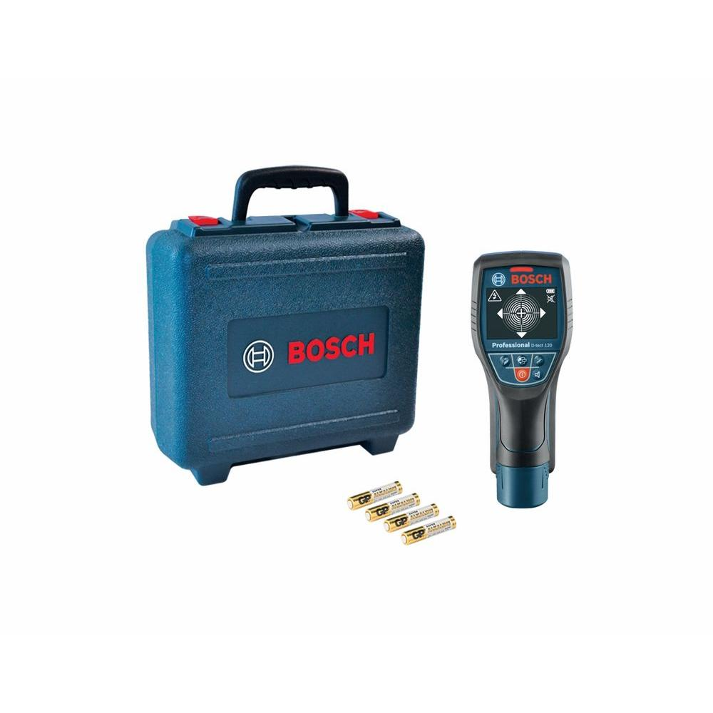 Bosch Stud Finder Sensor Wall Floor Scanner Drywall Universal Concrete Hard Case