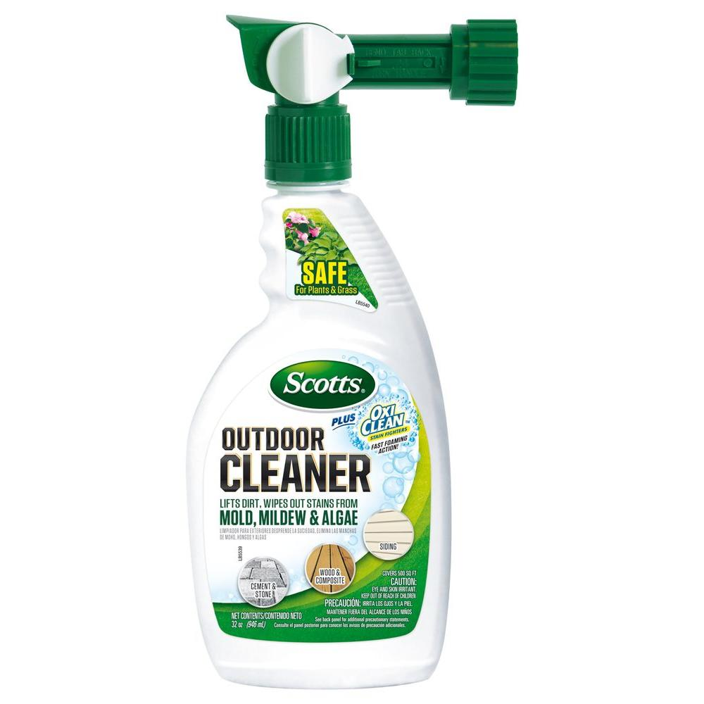 RTS Plus OxiClean Outdoor Cleaners