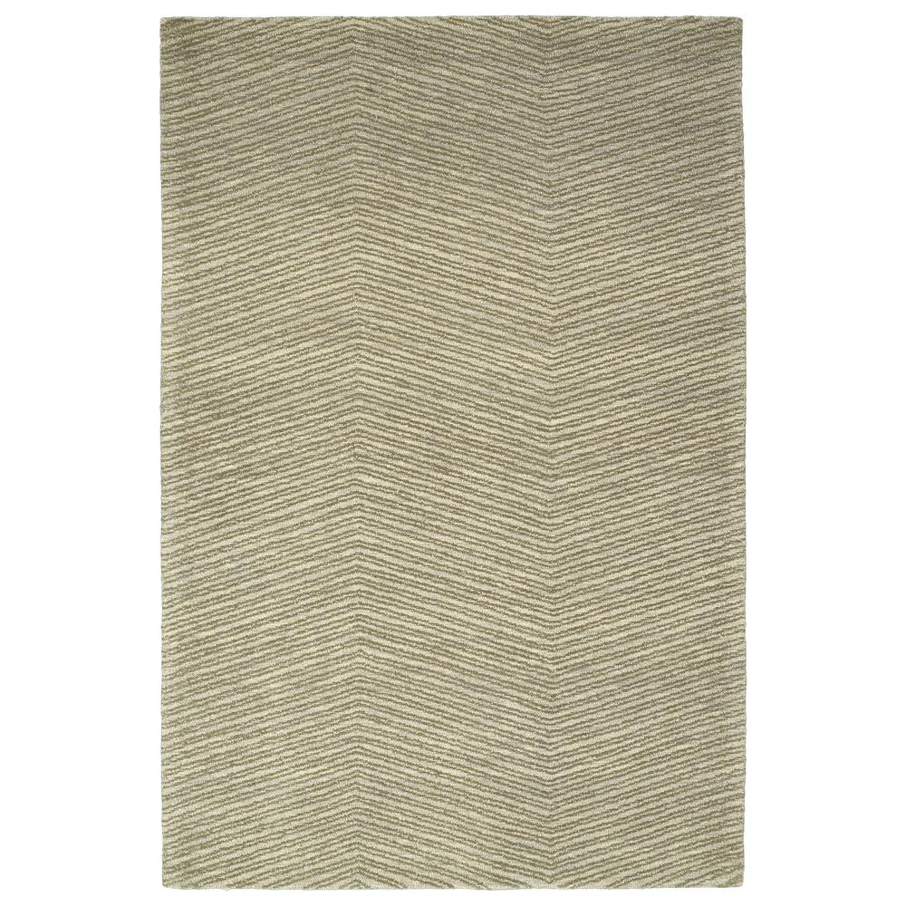 Textura Green 3 ft. 6 in x 5 ft. 6 in.