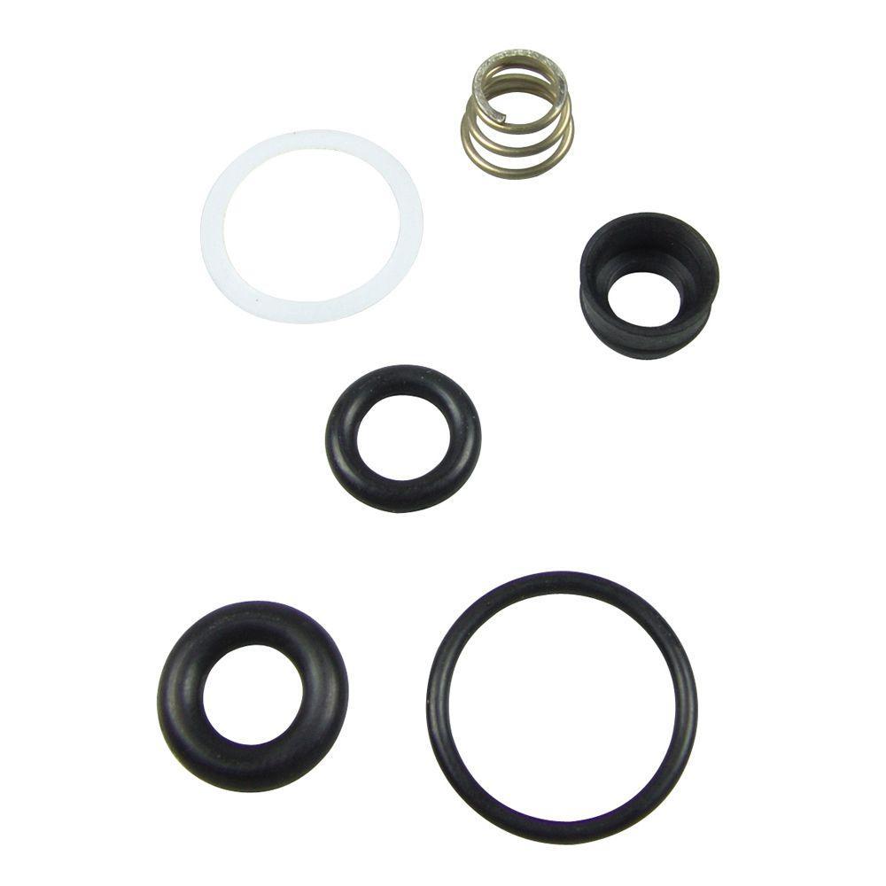 DANCO 6-Piece Stem Repair Kit for Delex Faucets-124134 - The Home Depot