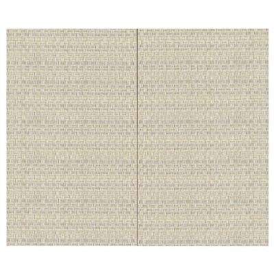 44 sq. ft. Taxi Fabric Covered Top Kit Wall Panel