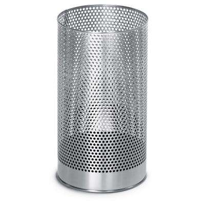 3-1/2 Gal. Stainless Steel Trash Can