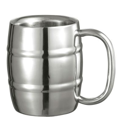 Little Cooper 9 oz. Double Walled Stainless Steel Mug