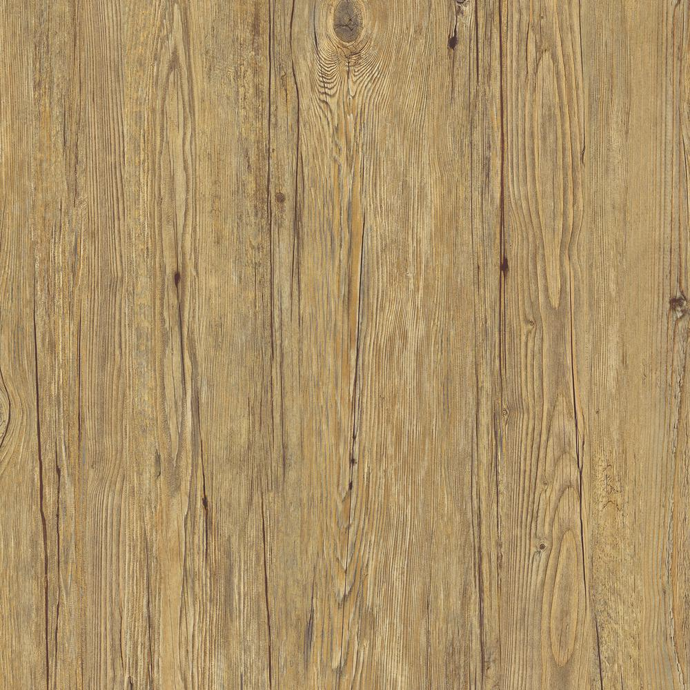 TrafficMASTER Country Pine 6 in. x 36 in. Luxury Vinyl Plank Flooring (24 sq. ft. / case)