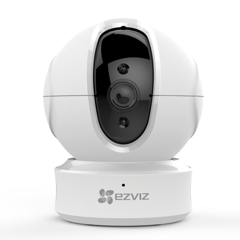 1080p Wireless Indoor Pan/Tilt WiFi Security Camera with 360-Degree Coverage, Full Duplex 2-Way Audio