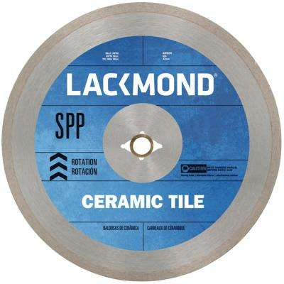 8 in. Wet Porcelain Tile Blade