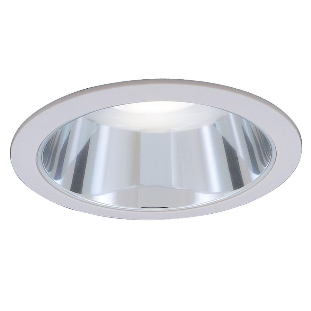 EnviroLite 6 in. R30 Chrome Recessed Reflector Trim (6-Pack) was $61.2 now $35.12 (43.0% off)