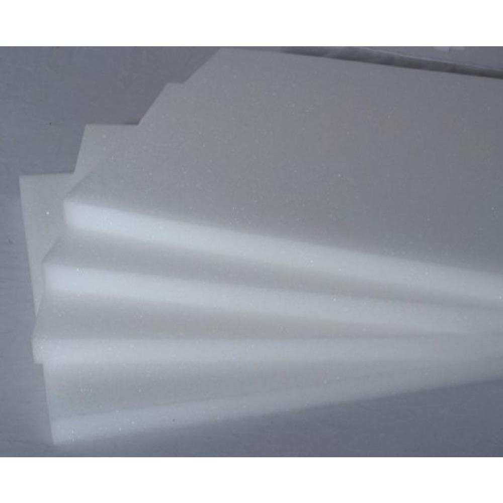 Ashford Textiles Regular Density Poly Foam 17in. X 15in. X 1in. - (4 PACK)
