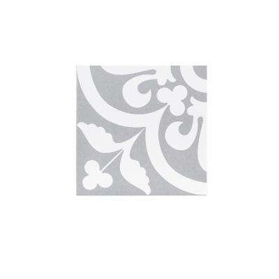 Emblem 7.874 in. x 7.874 in. x 10 mm Porcelain Floor /Wall Tile (10.76 sq. ft./Case)
