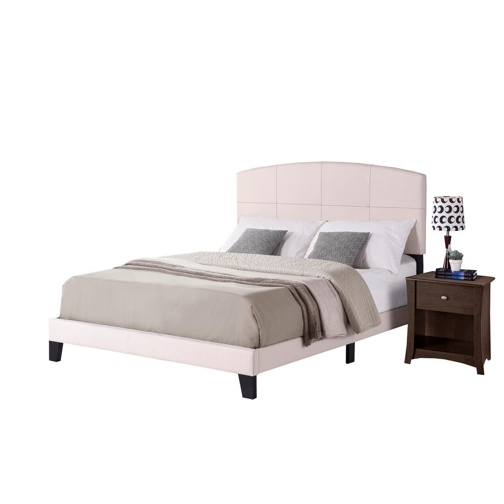 Kiley Stone King Bed in One