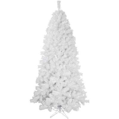 6.5 ft. Frosted Valley White Christmas Tree