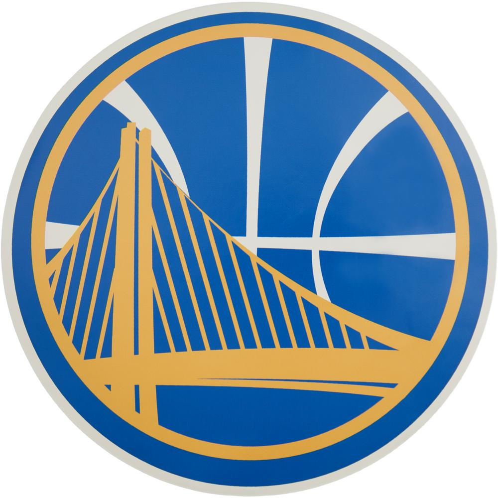 NBA Golden State Warriors Outdoor Logo Graphic- Large ...