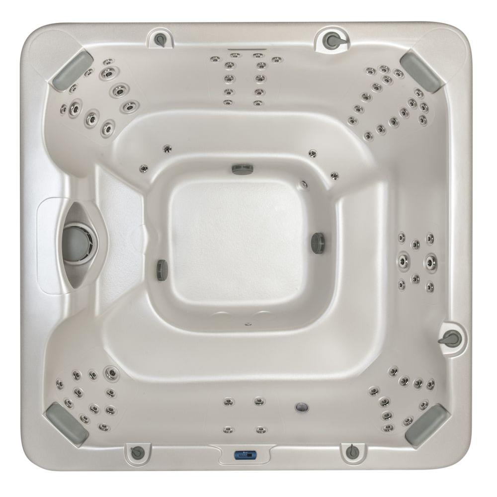 Summit Hot Tubs Cortina 8-Person 75-Jet with Open Seating-DISCONTINUED