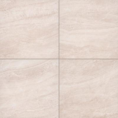 Praia Crema 24 in. x 24 in. Matte Porcelain Paver Floor and Wall Tile (14 pieces / 56 sq. ft. / pallet)