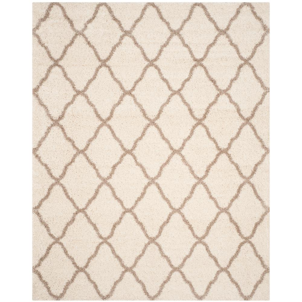 This Review Is From Hudson Shag Ivory Beige 8 Ft X 10 Area Rug