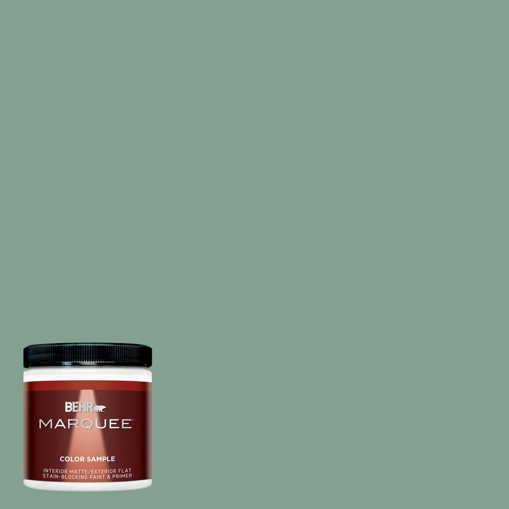 Behr marquee 8 oz mq6 11 mossy bench interior exterior - Behr marquee exterior paint reviews ...