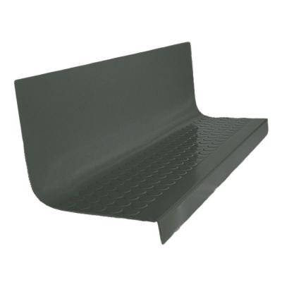 Square Nose Vinyl Stair Treads Vinyl Flooring The Home Depot