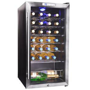 Click here to buy NewAir 27-Bottle Compressor Wine Cooler by NewAir.