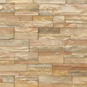 Veneerstone Imperial Stack Stone Cordovan Flats 10 Sq Ft