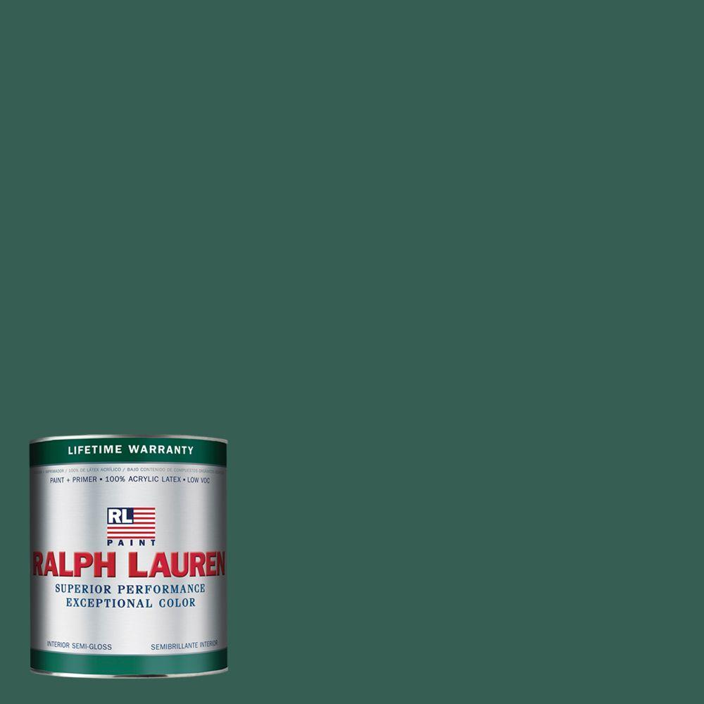 Ralph Lauren 1-qt. Old Camp Green Semi-Gloss Interior Paint